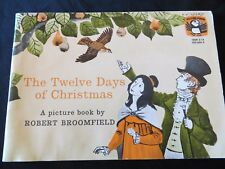 The Twelve Days of Christmas Picture Puffin by Robert Broomfield PB R1972 OOP