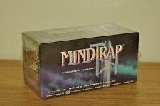 1991 Mind Trap Game NEW