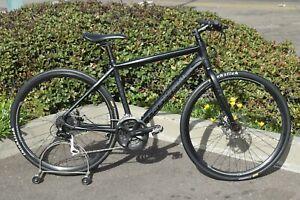 Cannondale Bad Boy 3 Urban Commuter Hybrid Bike Medium Alivio Ridgid Fatty