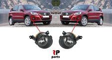 VW TIGUAN 07-11, VW PASSAT CC R-LINE 12-17 NEW FRONT BUMPER FOGLIGHT LAMP PAIR