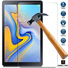 """Tempered glass HD Film Screen Protector For Samsung Galaxy Tab A 10.5"""" T590 T595"""