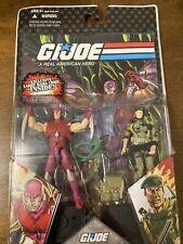 New listing G.I. Joe 25Th Anniversary Comic Packs Nemesis Immortal & Lt Falcon- Retired