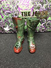 Hot toys mms384 SUICIDE SQUAD THE JOKER 1/6 Joker BATMAN boots