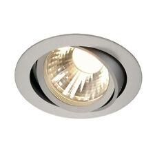 Lampadari da soffitto in alluminio grigio