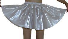 PVC Cercle Jupe Grand nacré en plastique Transparent Vinyle Thundercats Sissy évasée complet