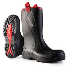 Dunlop Purofort Rugged Full Safety Wellington Boot C76204308 8