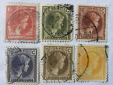 Luxembourg Nice Stamps Lot 2