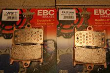 EBC Brake Pads Sintered Metal Suitable for Yamaha YZF-R6 RJ03