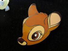 Bambi, Owl , Thumper, Flower 4 Pin Disney Set