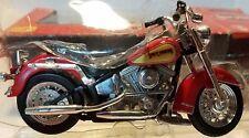 Maisto Harley Davidson 1986 FLST Heritage Softail Motorcycle Diecast 1:18 Ser 5