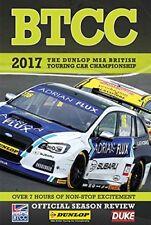 BTCC Review: 2017 [2x DVD] *NEU* British Touring Car Championship Motorsport