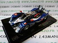 auto 1/43 IXO 24 Stunden MANS PEUGEOT 908 LMP1 #9 2011 LMM212 Bourdais