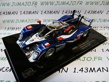 voiture 1/43 IXO 24 Heures MANS PEUGEOT 908 LMP1 #9 2011 LMM212 Bourdais