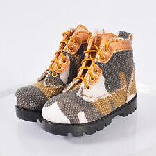 "Fashion MSD Boots/Shoes 1/4 BJD Mini Super Dollfie 17""Tonner Men/Matt(5-BJS-21"