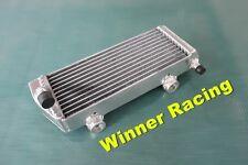 Fit KTM 125/150/200/250/300 SX/XC/XC-W 2013-2014 aluminum radiator Left W/O CAP