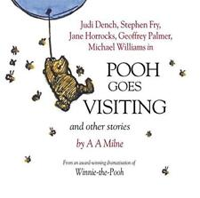 Pooh Goes Visiting (Winnie the Pooh) by A A MILNE, NEW Book, (Audio CD) FREE & F