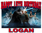 NEW PERSONALIZED CUSTOM STAR WARS DARTH VADER BIRTHDAY T SHIRT PARTY FAVOR GIFT