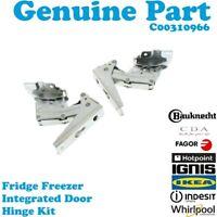INTEGRA ARL386/B-K Fridge Freezer Integrated Door Hinge Kit