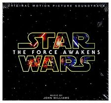Star Wars The Force Awakens soundtrack (SUPER Deluxe Limited) (Disney) [CD]