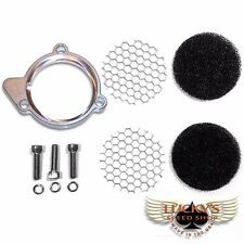 S&S Carburetor Air Cleaner for Velocity Stack On Harley