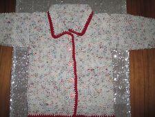 Mädchen-Strickjacken aus Wollmischung