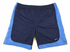 Nike Swim Trunks Size XL x 21 L Navy Blue Board Shorts Drawstring Not Lined VGUC