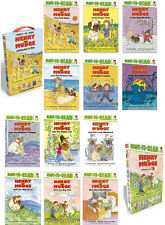 Ready to Read Level 2  Henry and Mudge Collector's Box Sets 1-2,12-Paperback Set