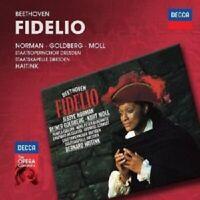 NORMAN/GOLDBERG/MOLL/HAITINK - FIDELIO 2 CD NEU BEETHOVEN,LUDWIG VAN