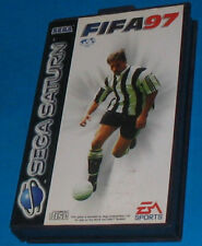 Fifa 97 - Sega Saturn - PAL