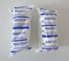 Lot of 2 Genuine Brita Water Pitcher Replacement Filters 40 Gallon NEW SEALED