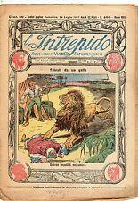rivista L'INTREPIDO ANNO 1927 NUMERO 400