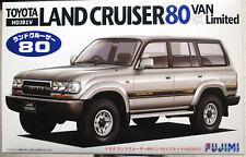 Fujimi 037950 1998 Toyota Landcruiser 80 VX Limited HDJ81V JDM 1:24 Bausatz