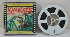 Kamikaze - Super 8 Cine Film - Pathe News Archives Documentary