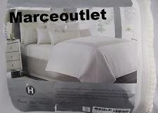 Hotel Collection Finest Bed Linen Lancel KING Duvet Cover Ivory