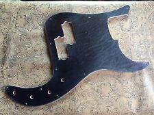 Custom Leather Pickguard Fender Precision P Bass Deluxe