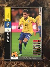 Neymar 2013-14 Panini WCCF RARE Japanese football card Brazil (Paris, Barcelona)