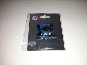 Carolina Panthers Shield Lapel Pin