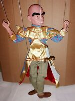 Thunderbirds Supermarionette THE HOOD Puppet Carlton 30cm Excellent Condition