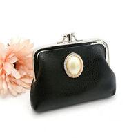 Classic Fashion Women Leather Lady Wallet Hasp Purse Clutch Bag Mini Coin Purse
