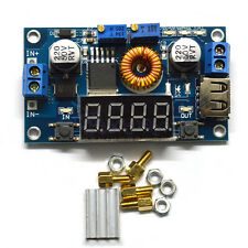 5A LED Drive Lithium battery charger with Voltmeter Ammeter DC module