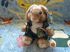 Build A Bear NWT Hop Movie EB Plush Toy Easter Bunny Rabbit COMPLETE Outfit