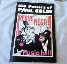 ,la revue negre,paul colin,music hall