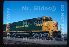 Original Slide Australia Australia Hamersley Iron Clean SD50 6064 (Unit Now on U