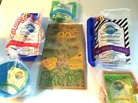 Vintage McDonald's Collection Happy Meal Earthdays Complete Set Bag   SKU 052-01
