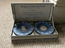 Wedgwood State Seal Series - Set No. 5 - The State Of New Jersey