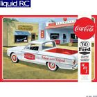 AMT 1189M 1/25 1960 Ford Ranchero w/Coke Chest Coca-Cola