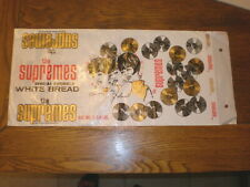 Supremes Bread Wrapper 1966 HITSVILLE