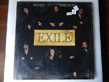 EXILE -MIXED EMOTIONS WARNER BROS. 1978 BSK-3205  SHRINKWRAP  VINYL LP