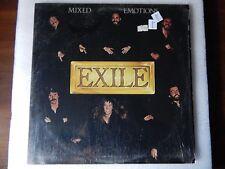 VINYL LP EXILE -MIXED EMOTIONS WARNER BROS. 1978 BSK-3205  SHRINKWRAP