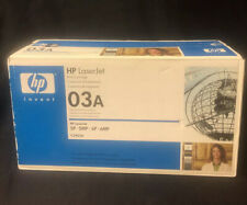 HP 3903A 03A LaserJet Black Toner Cartridge, 5P, 5MP, 6P, 6MP (Read)